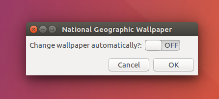 national geographic wallpaper app for ubuntu