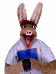 small image of otis the aardvark from CBBC