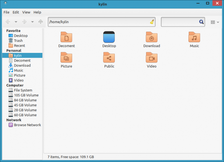 peony file manager looks like windows explorer