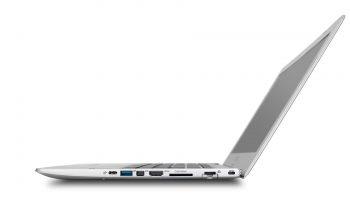 Slimbook Pro: Side