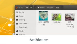 ambiance gtk theme