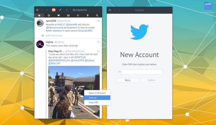 new features in corebird 1.5