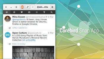 corebird twitter client for linux