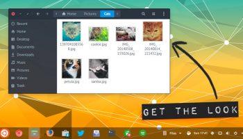 get the look may desktop