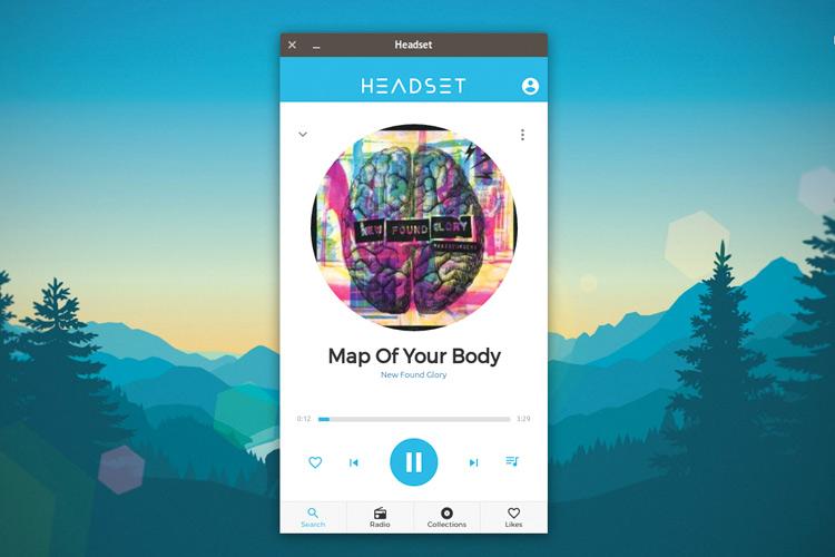 Headset Turns YouTube Into a Desktop Music Player - OMG! Ubuntu!