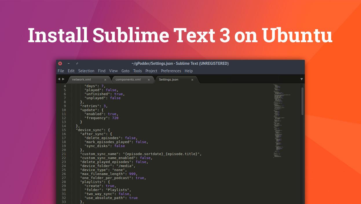 How to install sublime text 3 on ubuntu omg ubuntu ccuart Gallery