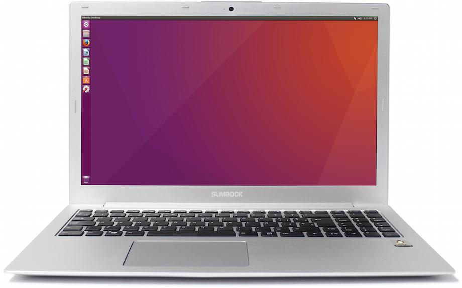 Meet The Slimbook Excalibur A 15 Quot Aluminium Linux Laptop