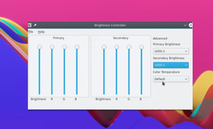Brightness Controller 2 0 Lets You Adjust External Monitor