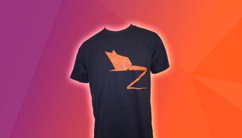 ubuntu 17.04 Zesty Zapus T-Shirt