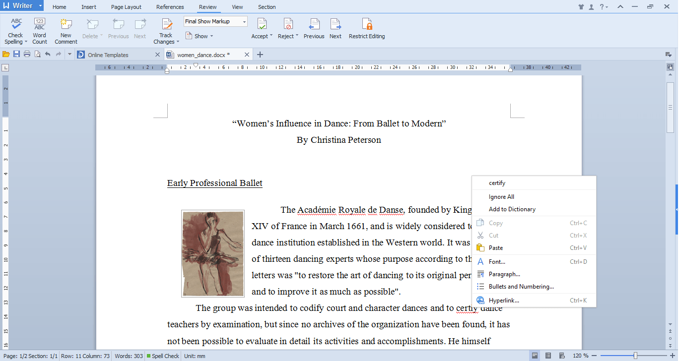 Linux Users Shouldn't Expect Further Updates to WPS Office
