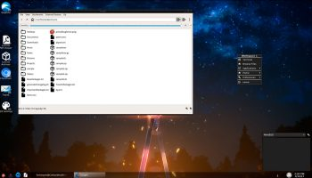 lumina desktop environment 1.3.0