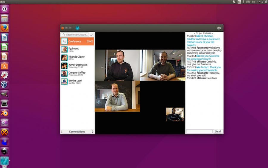 Ring is a Privacy-Focused, Open-Source Skype Alternative - OMG! Ubuntu!