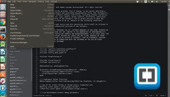 brackets running on Ubuntu