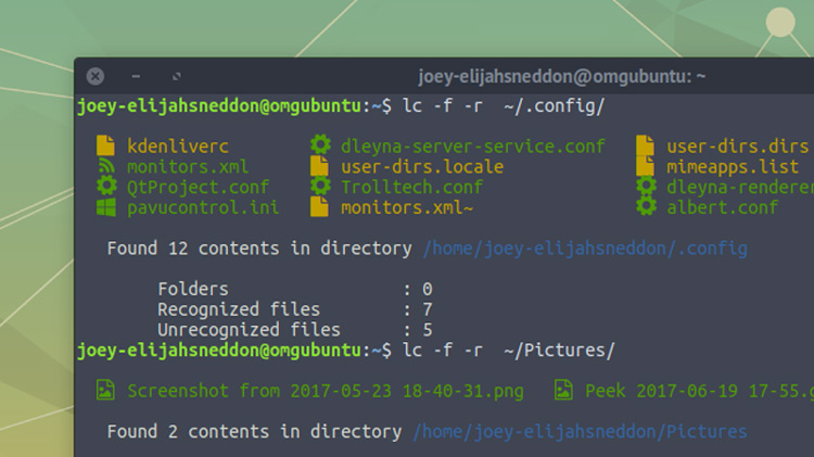 Add Bling to the 'ls' Bash Command with Colorls - OMG! Ubuntu!