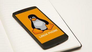linux phone concept