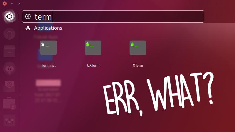 Someone Finally Asks Why Ubuntu Has 3 Terminal Apps… - OMG! Ubuntu!