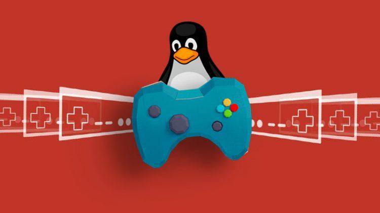 linux gaming image