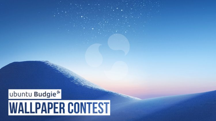 Ubuntu Budgie 17.10 abre concurso para elegir fondo de pantalla