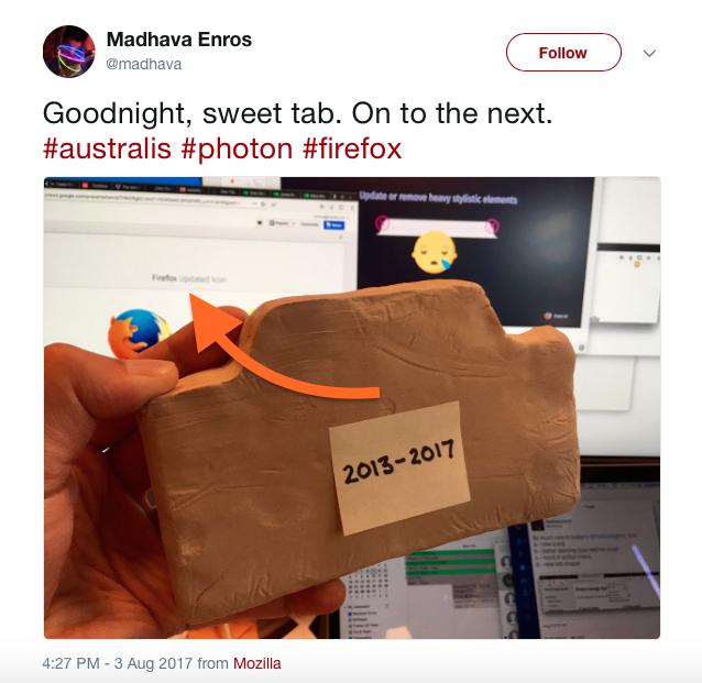 ¿Puede estar desarrollando Firefox un nuevo logo?