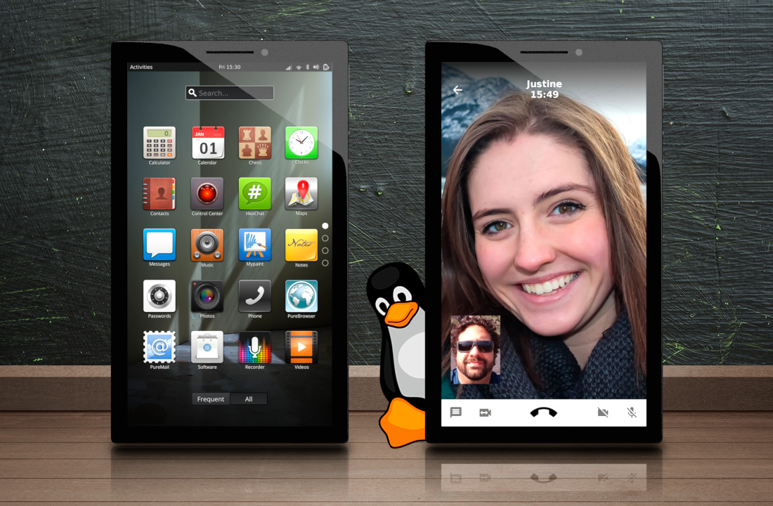 Le calendrier de la livraison itératif du téléphone Linux de Librem 5 est enfin arrivé