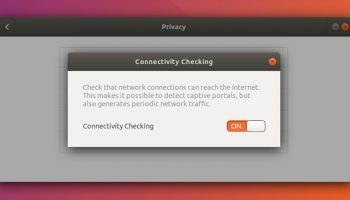 ubuntu captive portal connectivity check setting