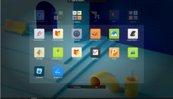 Numix Square icon set on Ubuntu desktop
