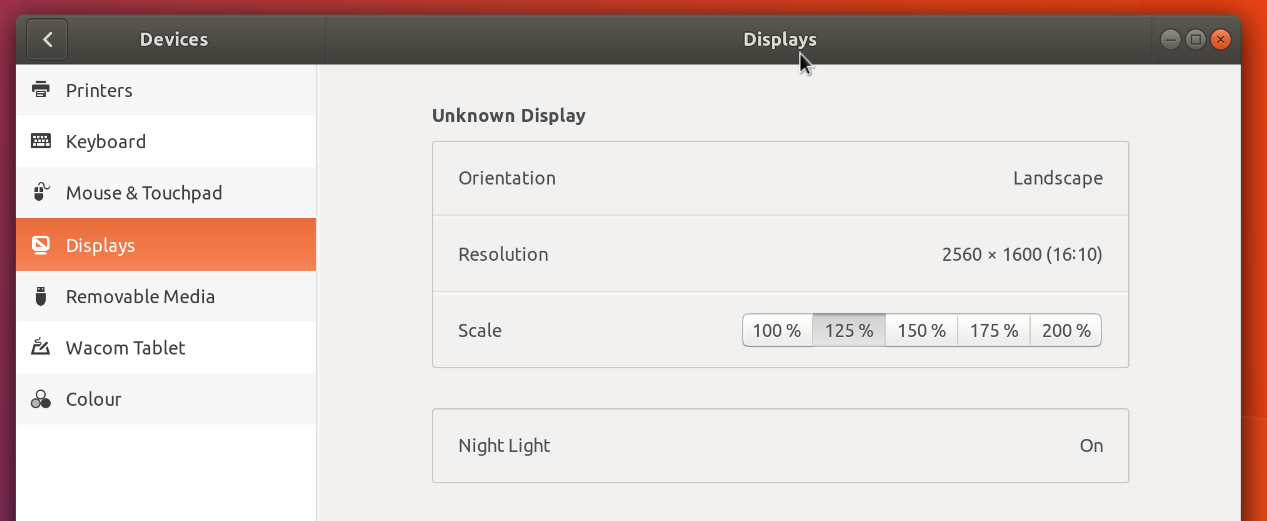 How To Enable Fractional Scaling in GNOME 3 26 on Ubuntu