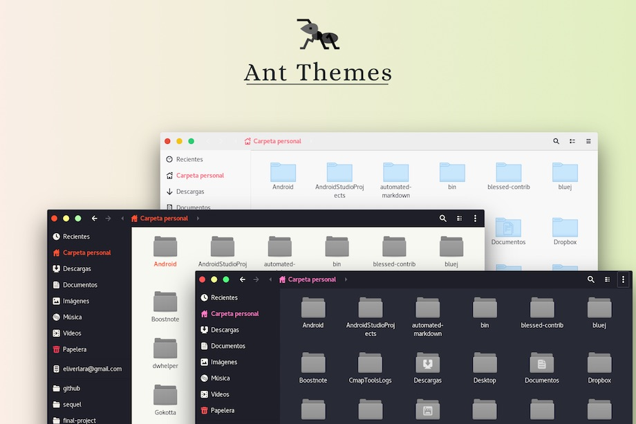 Ant is a Flat GTK Theme with a Bloody Bite - OMG! Ubuntu!