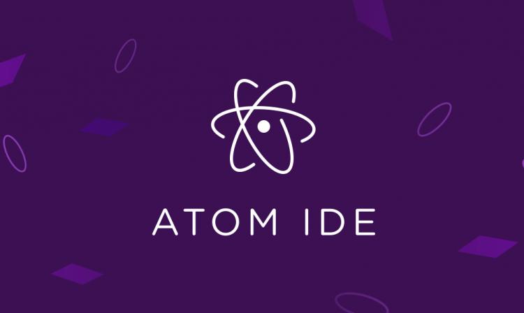 atom ide logo