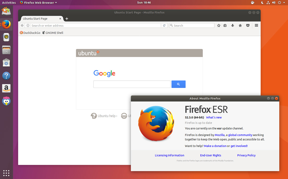 Should Firefox ESR Be Available on Ubuntu? - OMG! Ubuntu!
