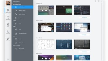 kde system settings redesign proposal