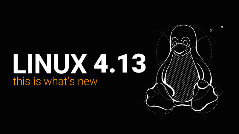 Linux 4 13 Released, This Is What's New - OMG! Ubuntu!