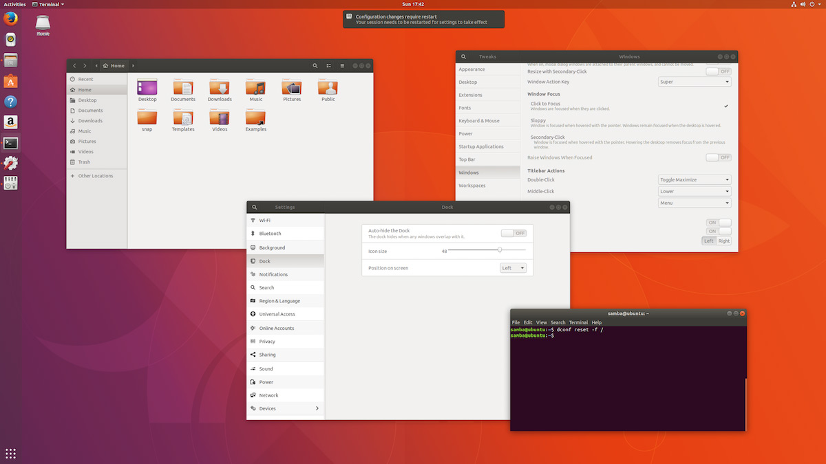 http://www.omgubuntu.co.uk/wp-content/uploads/2017/10/default-ubuntu-gnome-desktop.jpg