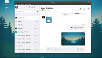 new skype for desktop