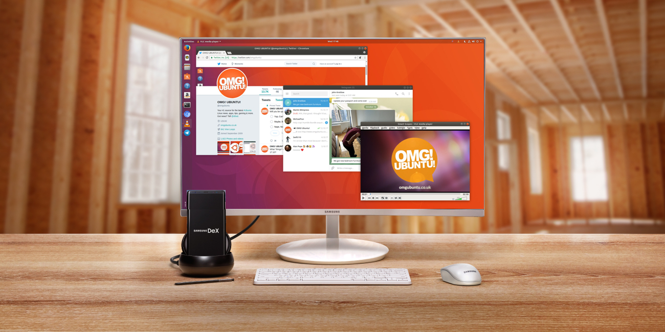 Samsung 'Linux on DeX' Enters Beta, Here's How to Take Part - OMG! Ubuntu!