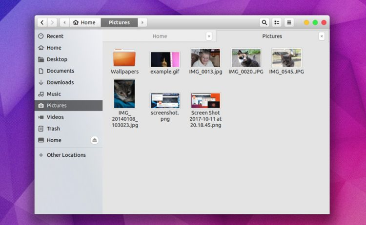 best ubuntu themes - gnome osx