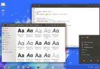 ibm plex font on ubuntu
