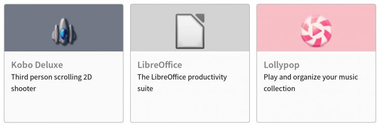 LibreOffice on Flathub