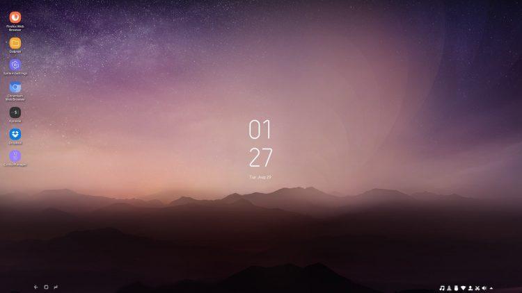 samsung galaxy icon pack on kde plasma