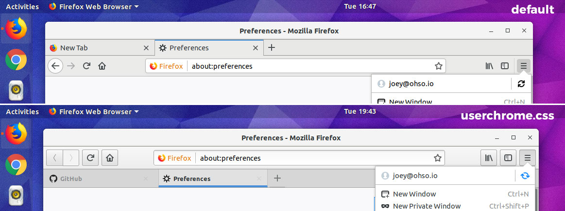 Make Firefox Look like the GNOME Web Browser (Because Why Not, Right