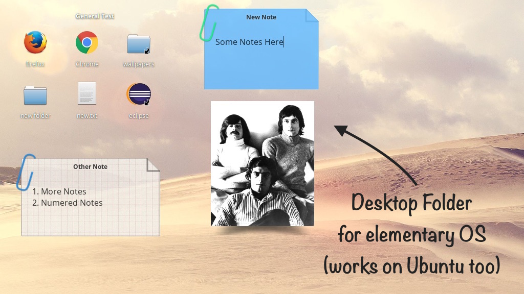 How To] Put Icons on the Desktop in elementary OS - OMG! Ubuntu!