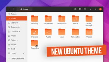the new ubuntu theme