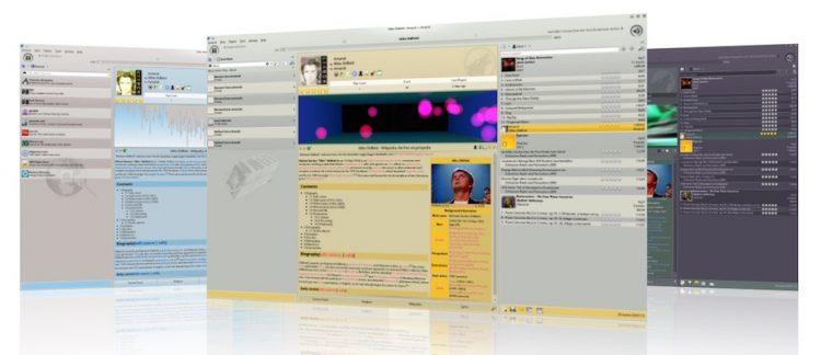 amarok 2.8 release screenshot