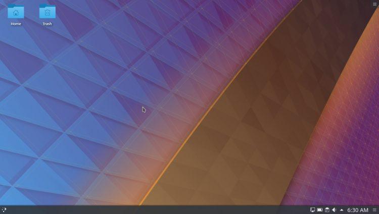 Kubuntu 18.04 bionic beaver desktop screenshot