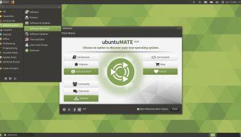 Ubuntu MATE 18.04 New Default Layout