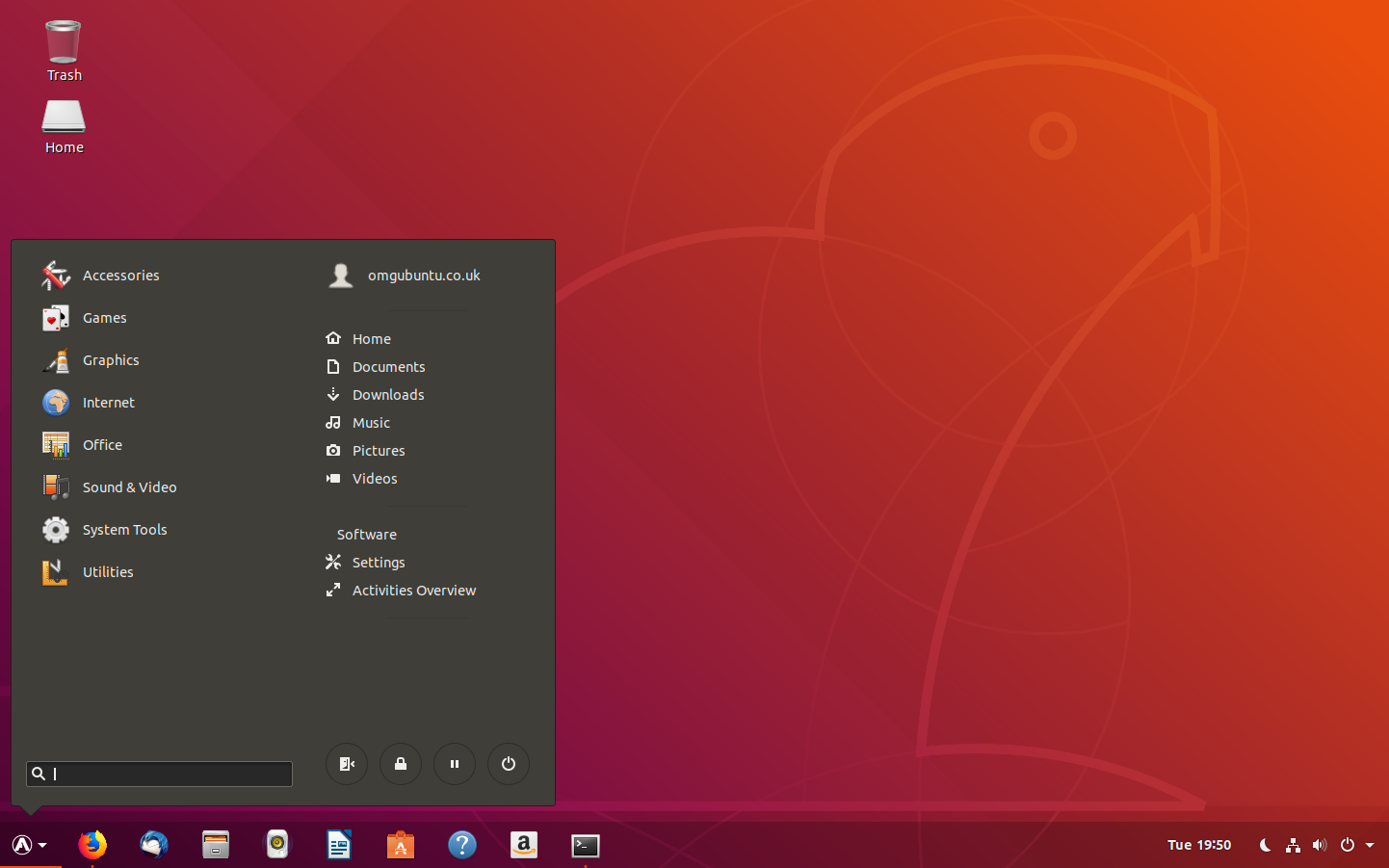 ubuntu home office. Ubuntu 18.04 With GNOME Extensions Home Office