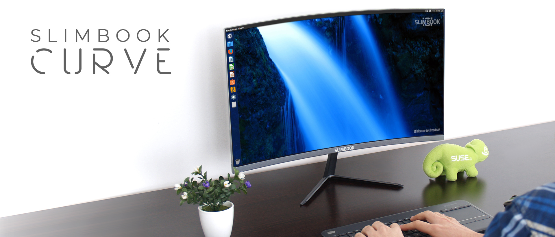 The Slimbook Curve is a Stunning All-in-One Linux PC - OMG! Ubuntu!