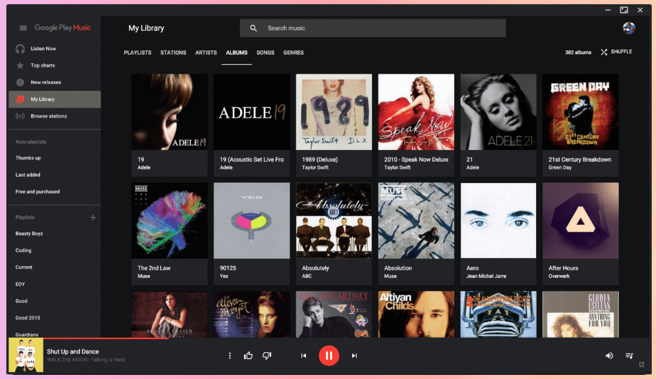 YouTube Music Support Arrives in Google Play Music Desktop