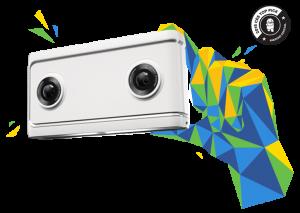 lenovo mirage VR camera