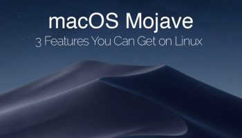 macos mojave features you can use on linux